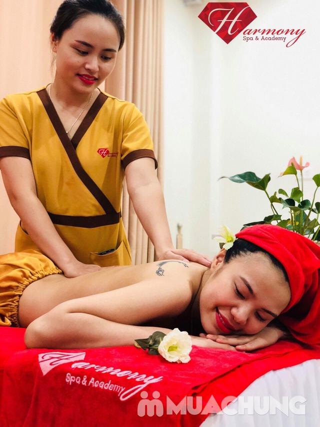 Thư giãn toàn thân với massage body kết hợp tinh dầu tại Harmony Spa - 1