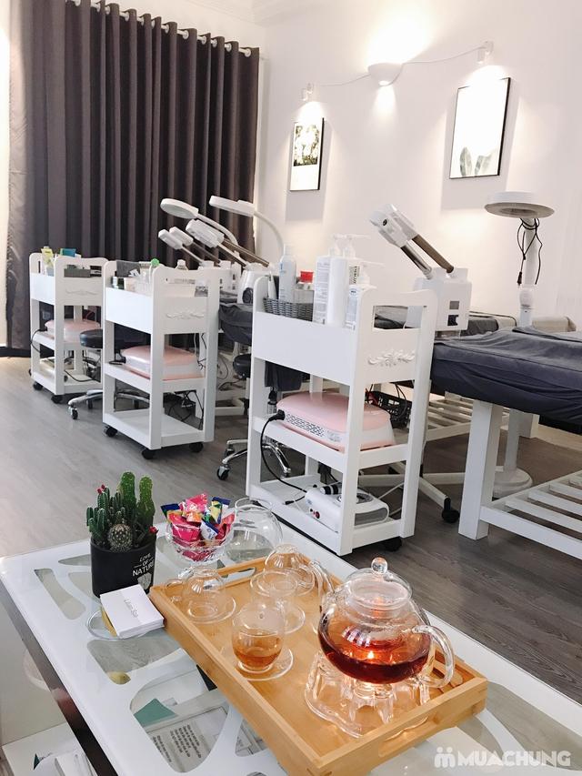 Trị mụn chuyên sâu với 100% dược mĩ phẩm từ Pháp + Masage cổ - vai - gáy tại Lilian Spa - 18