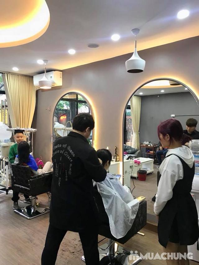 Dịch vụ Uốn tóc cao cấp tại Fasiya Salon 74 Trung Hoà - 5
