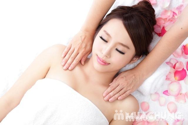 Chăm sóc phục hồi da bị nhạy cảm thiếu ẩm do nhiễm độc tố mùa hanh khô tại Minh Tue's Beauty - 1
