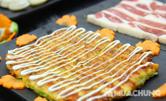 Buffet Nướng lẩu Nhật Bản ăn thả ga không lo về giá tại Nhà hàng Kochi BBQ  - 20