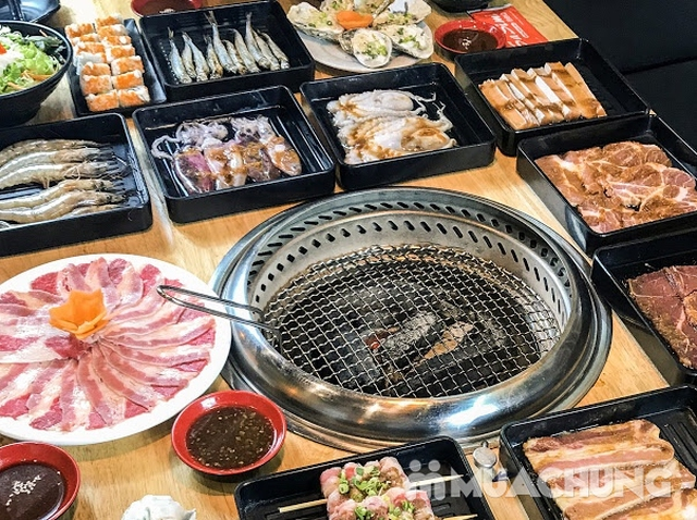 {Chỉ 179K) Buffet nướng Nhật Bản ngon tuyệt đỉnh tại Kochi BBQ - 29