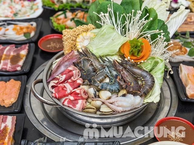Buffet Nướng lẩu Nhật Bản ăn thả ga không lo về giá tại Nhà hàng Kochi BBQ  - 28