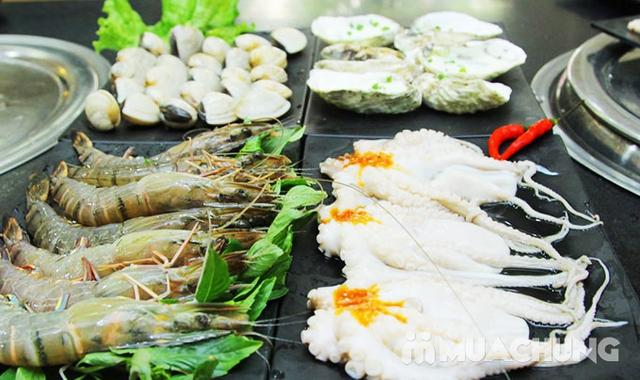 Buffet Nướng lẩu Nhật Bản ăn thả ga không lo về giá tại Nhà hàng Kochi BBQ  - 18