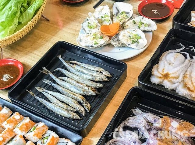 Buffet Nướng lẩu Nhật Bản ăn thả ga không lo về giá tại Nhà hàng Kochi BBQ  - 25