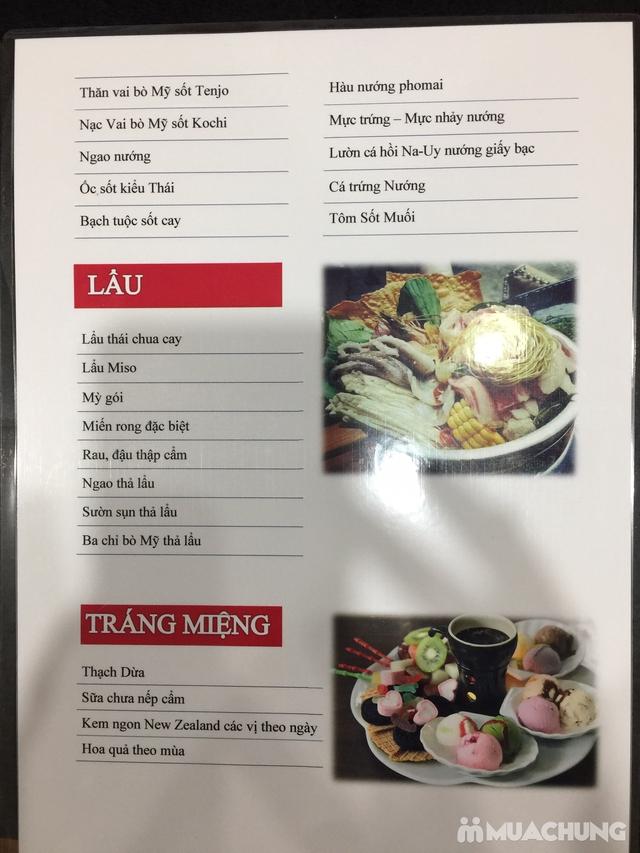 Buffet Nướng lẩu Nhật Bản ăn thả ga không lo về giá tại Nhà hàng Kochi BBQ  - 16