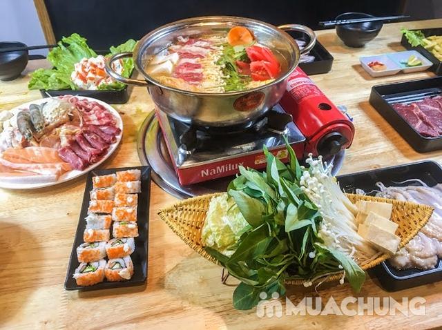 Buffet Nướng lẩu Nhật Bản ăn thả ga không lo về giá tại Nhà hàng Kochi BBQ  - 26