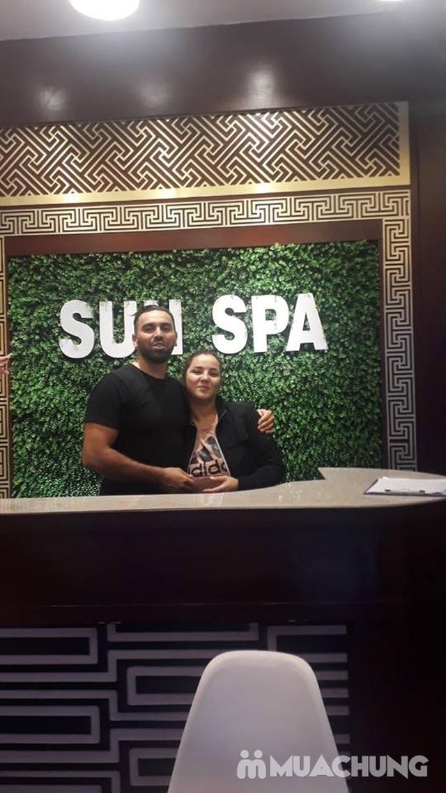 Thư giãn với liệu trình massage body và ngâm chân 75 phút tại Sun Spa - 22