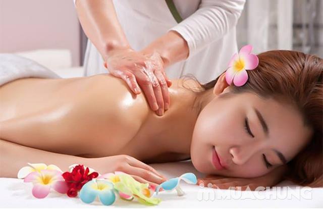 Thư giãn với liệu trình massage body và ngâm chân 75 phút tại Sun Spa - 10
