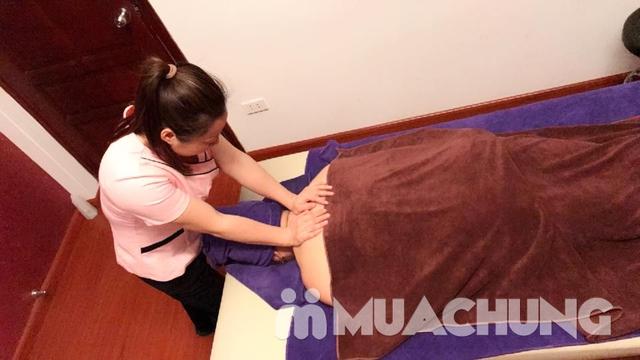 Thư giãn với liệu trình massage body và ngâm chân 75 phút tại Sun Spa - 12