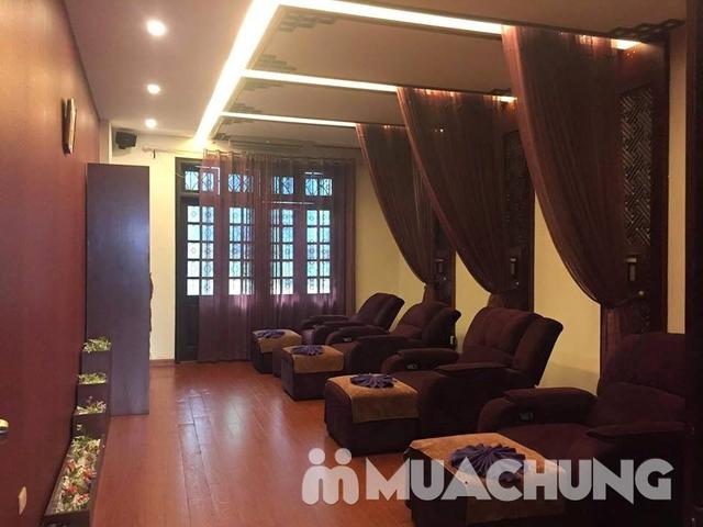 Thư giãn với liệu trình massage body và ngâm chân 75 phút tại Sun Spa - 18