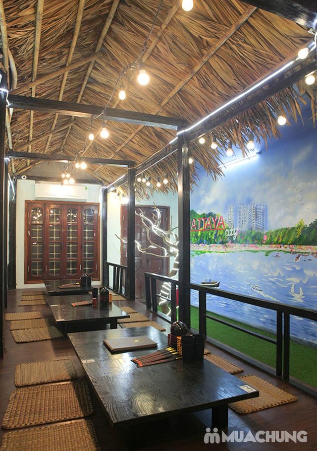 Butffet Lẩu Thái Lan thỏa thích tại Nhà hàng RT CHATUคHAK - 31