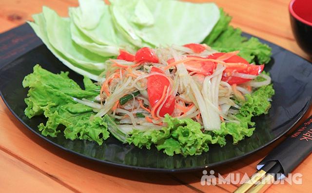 Butffet Lẩu Thái Lan thỏa thích tại Nhà hàng RT CHATUคHAK - 16