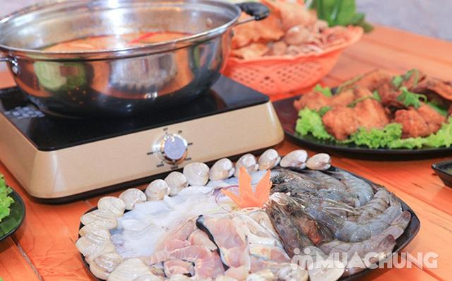 Butffet Lẩu Thái Lan thỏa thích tại Nhà hàng RT CHATUคHAK - 23