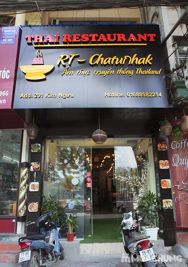 Butffet Lẩu Thái Lan thỏa thích tại Nhà hàng RT CHATUคHAK - 37