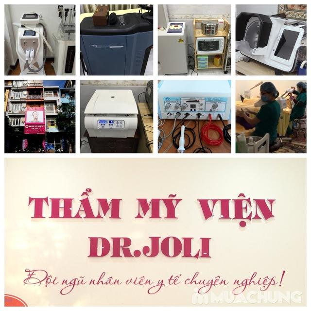 2 lần Massage, chăm sóc da mặt, siêu dưỡng ẩm Thẩm Mỹ viện Dr.joli - 2