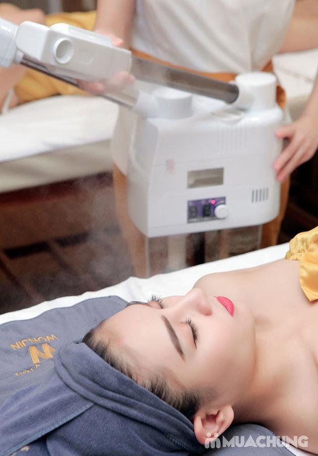 Xoá nhăn, trị nám, trắng da, hồi xuân chỉ sau 1 lần cấy nhau thai melsmon Nhật Bản tại TMV WONJIN - 22