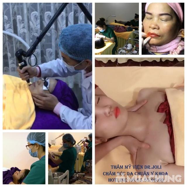 2 lần Massage, chăm sóc da mặt, siêu dưỡng ẩm Thẩm Mỹ viện Dr.joli - 1