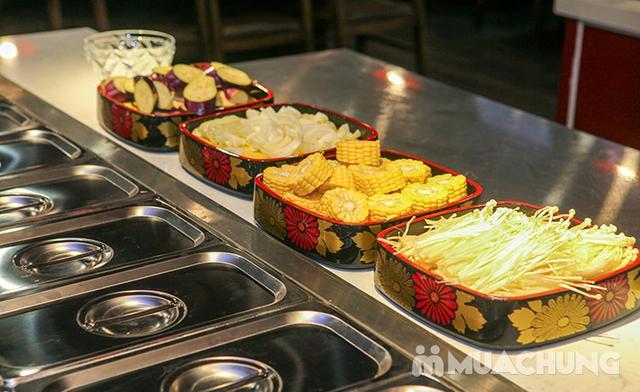 Buffet Nướng Lẩu Hải Sản Tại Buffet BBQ & Hot Pot Hong Kong New - 23