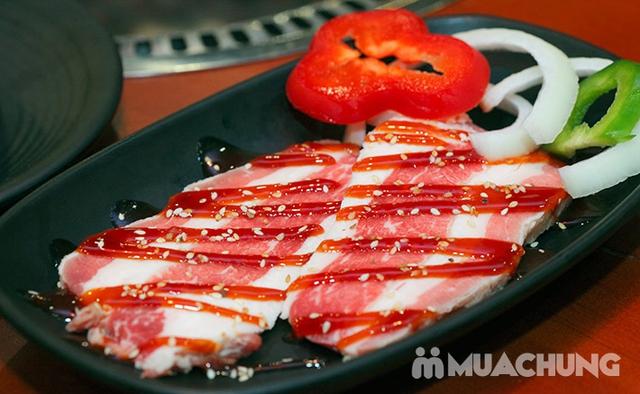 Buffet Nướng Lẩu Hải Sản Tại Buffet BBQ & Hot Pot Hong Kong New - 15
