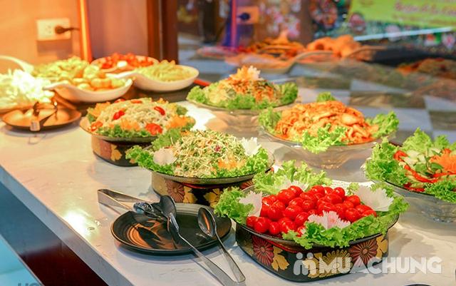 Buffet Nướng Lẩu Hải Sản Tại Buffet BBQ & Hot Pot Hong Kong New - 34