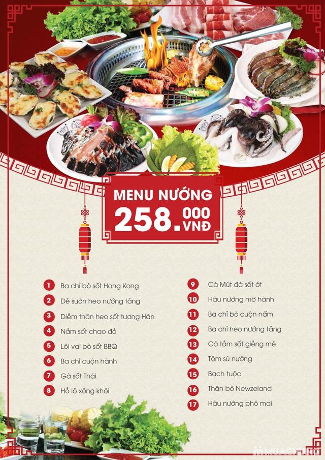 Buffet Nướng Lẩu Hải Sản Tại Buffet BBQ & Hot Pot Hong Kong New - 46