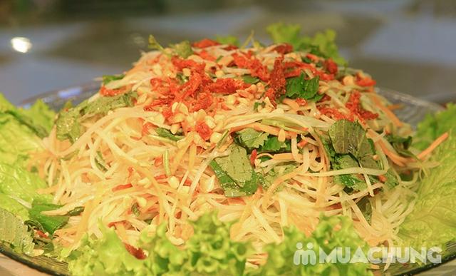 Buffet Nướng Lẩu Hải Sản Tại Buffet BBQ & Hot Pot Hong Kong New - 27
