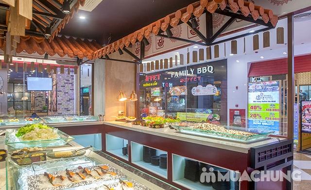 Buffet Nướng Lẩu Hải Sản Tại Buffet BBQ & Hot Pot Hong Kong New - 45