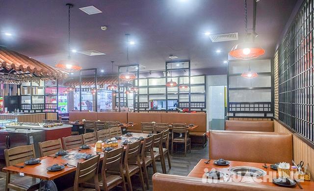 Buffet Nướng Lẩu Hải Sản Tại Buffet BBQ & Hot Pot Hong Kong New - 39