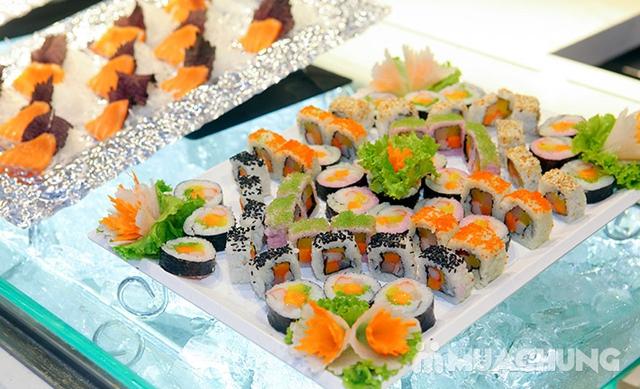 Buffet Nướng Lẩu Hải Sản Tại Buffet BBQ & Hot Pot Hong Kong New - 31