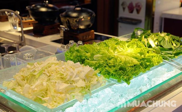 Buffet Nướng Lẩu Hải Sản Tại Buffet BBQ & Hot Pot Hong Kong New - 24
