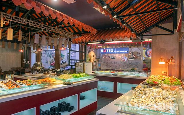 Buffet Nướng Lẩu Hải Sản Tại Buffet BBQ & Hot Pot Hong Kong New - 44