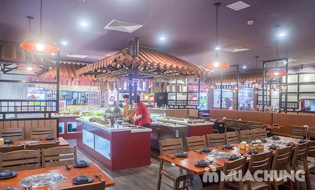 Buffet Nướng Lẩu Hải Sản Tại Buffet BBQ & Hot Pot Hong Kong New - 40