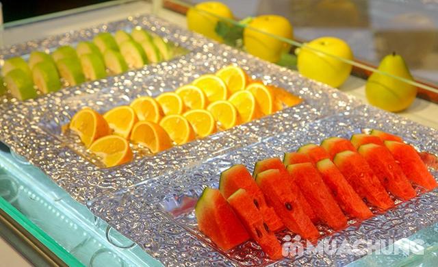 Buffet Nướng Lẩu Hải Sản Tại Buffet BBQ & Hot Pot Hong Kong New - 37