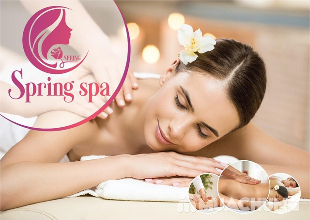 60 phút Massage foot xua tan mệt mỏi tại Spring Spa - 8