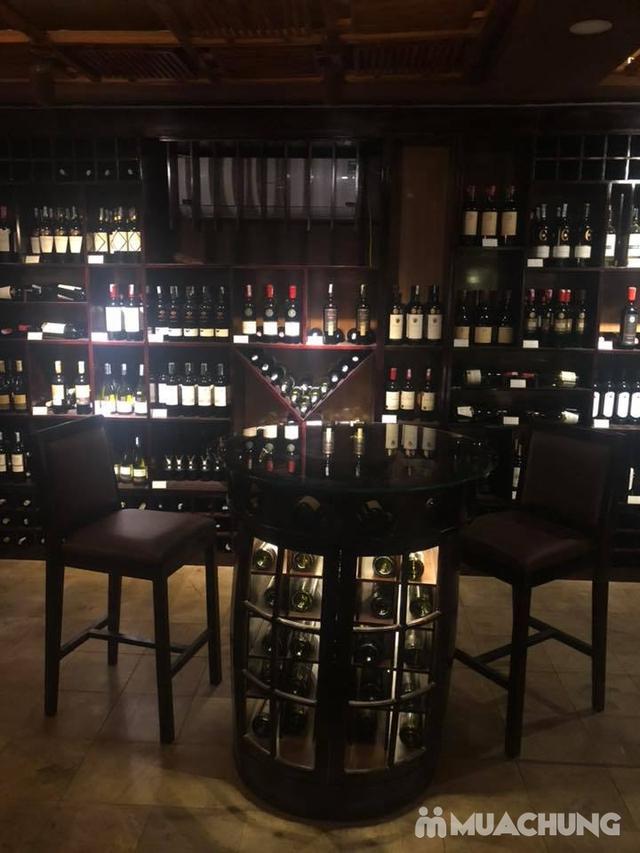 Combo Salmon hảo hạng dành cho 1 người tại Wine & Steak House Hồ Tây - 9