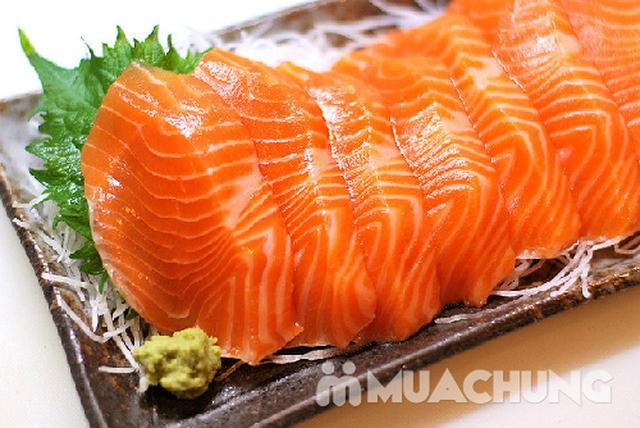 Combo Salmon hảo hạng dành cho 1 người tại Wine & Steak House Hồ Tây - 11