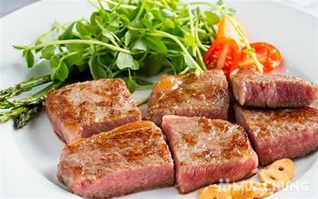 Thưởng thức Steak Combo tại Nhà hàng Wine & Steak House Hồ Tây - 11