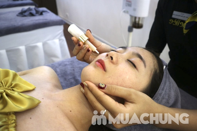 Liệu trình chăm sóc, phục hồi da bài bản kết hợp massage đả thông kinh lạc tại Biellee Spa - 5