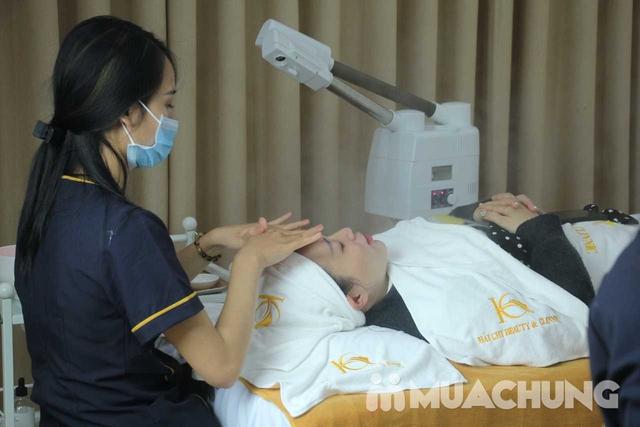 60 phút chăm sóc da mặt cơ bản tại Viện Thẩm mỹ Hải Chi Beauty & Clinic - 8