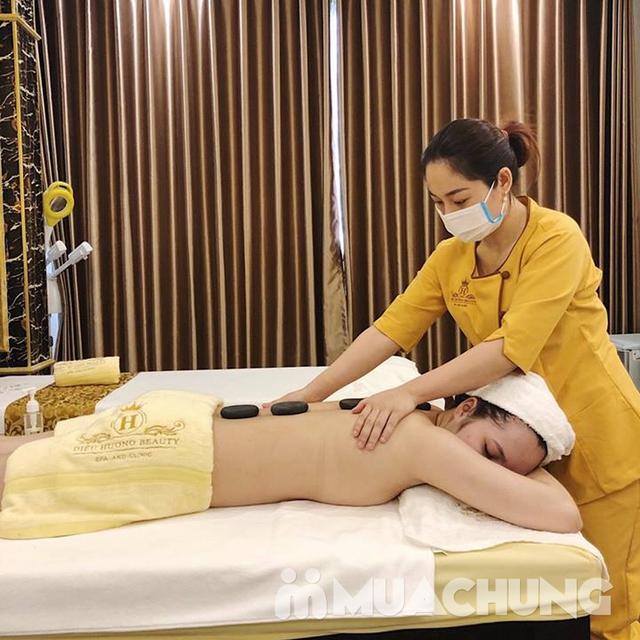 Trải nghiệm Massage Body đá nóng tại Diệu Hương Beauty Spa - 4