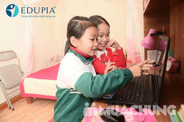 Chương trình học Tiếng Anh Online Chất lượng cao EDUPIA cho học sinh tiểu học - 1