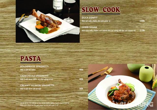 Combo Salmon hảo hạng dành cho 1 người tại Wine & Steak House Hồ Tây - 6