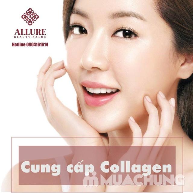 Cung cấp sức sống cho làn da nhờ công nghệ Phục hồi da HydroPeel Aqua tại Allure Beauty  - 12