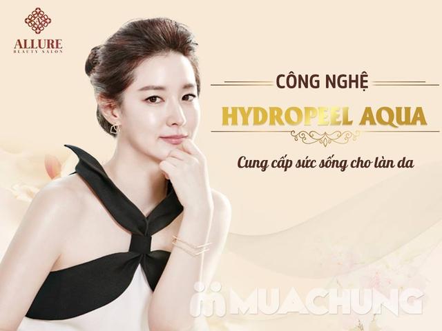 Cung cấp sức sống cho làn da nhờ công nghệ Phục hồi da HydroPeel Aqua tại Allure Beauty  - 11