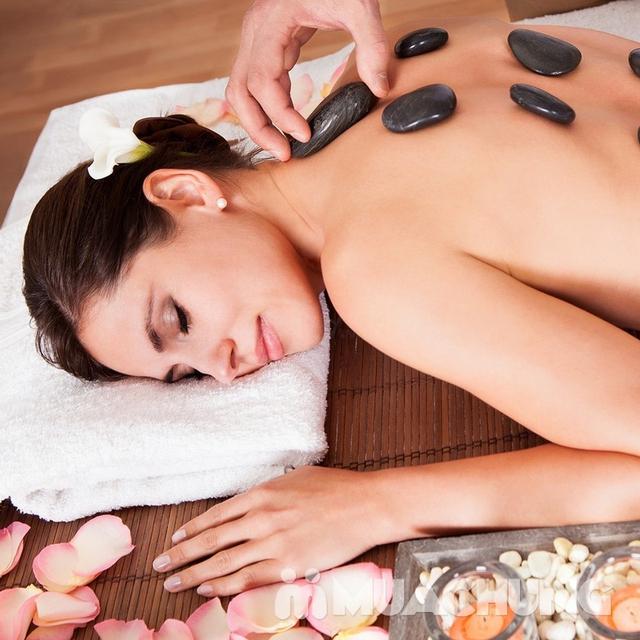 60 phút massage body đá nóng thư giãn xả stress tại Selena Beauty & Spa - 6