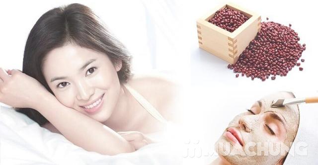 Combo 3 liệu trình:Massage body Thụy điển bấm huyệt + Thanh tẩy đậu đỏ + Làm sạch da mặt tại Aha Spa - 8