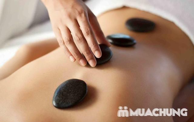 60 phút massage body đá nóng thư giãn xả stress tại Selena Beauty & Spa - 7