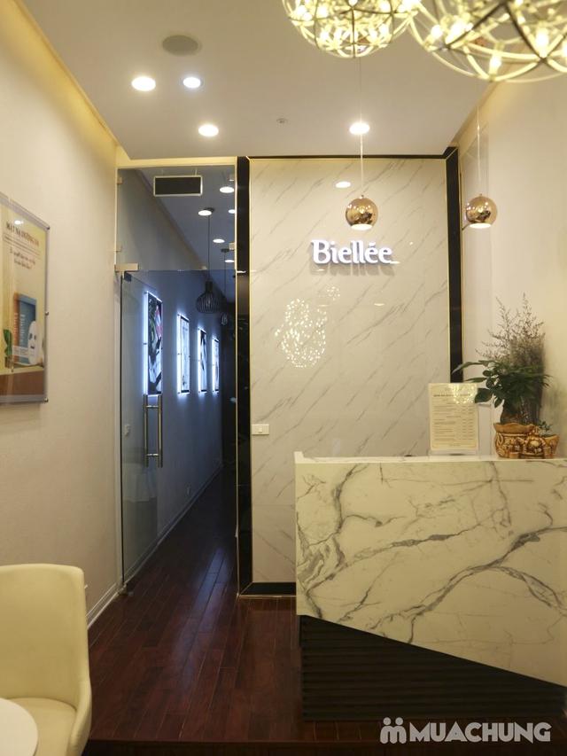 Liệu trình chăm sóc, phục hồi da bài bản kết hợp massage đả thông kinh lạc tại Biellee Spa - 10