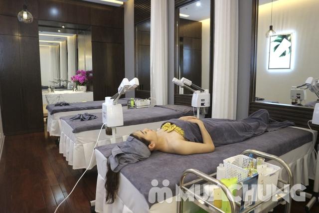 Liệu trình chăm sóc, phục hồi da bài bản kết hợp massage đả thông kinh lạc tại Biellee Spa - 13